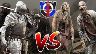 Best medieval weapons to fight zombies? FANTASY RE-ARMED