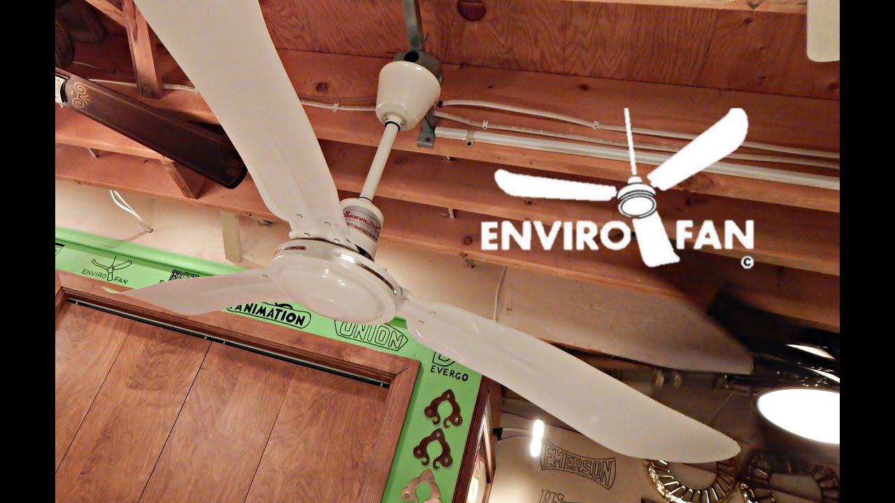 Banvil Envirofan Silver Line Ceiling Fan 2 Of 2 1080p
