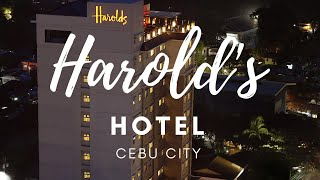 Harold s Hotel Cebu City Philiipines Review
