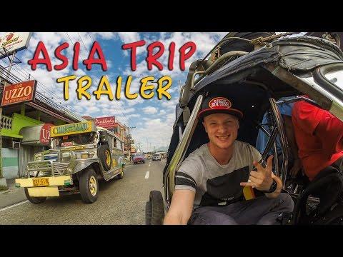 Asia Trip Trailer. Alex Borisov