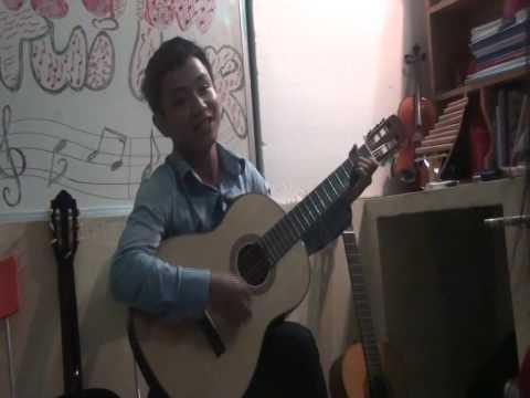 Guitar Dan Ca Nghe Tinh - Van Anh mot chang duong 20