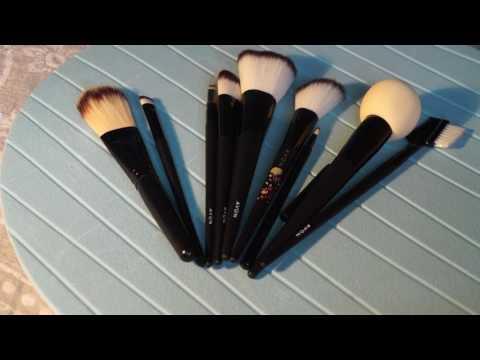 Обзор на кисти для макияжа от Avon