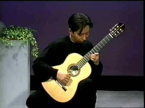 Rare Guitar Video:  Shin Ichi Fukuda Barrios Masterclass