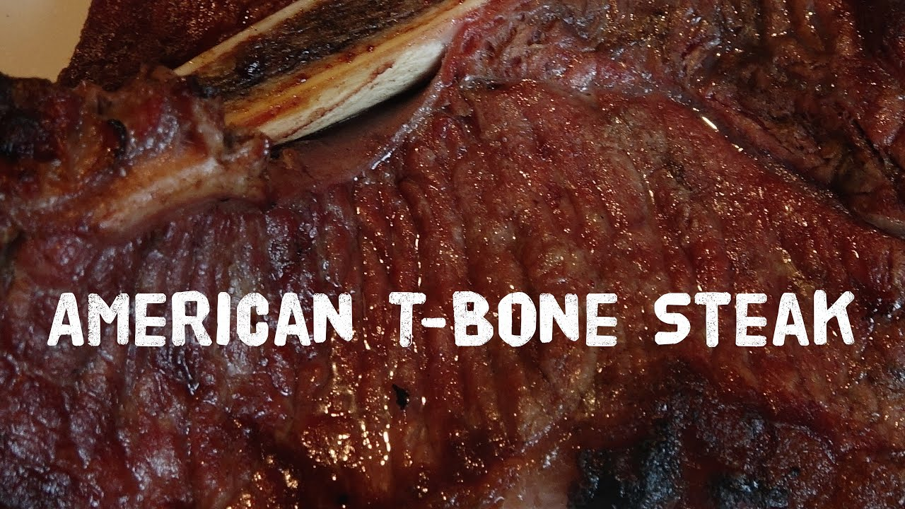 American t bone steak porterhouse steak for Porterhouse vs t bone