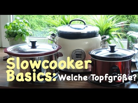 langsam kocht besser folge 2 welchen slowcooker soll. Black Bedroom Furniture Sets. Home Design Ideas