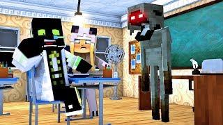 HORROR NACHSITZEN in der SCHULE?! - Minecraft [Deutsch/HD]