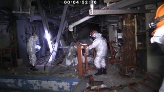 【映像資料】東京電力福島第一原子力発電所における3号機原子炉建屋内調査の映像