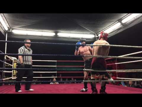Gala kickboxing CP3 à Lévis 21 février