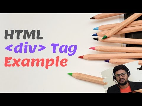 03 HTML DIV Tag Example | Html Tutorial For Beginners | Ui Brains | Naveen Saggam