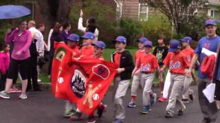 Mountainside, NJ Little League Parade 2016