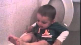 Boy Fails Potty Training