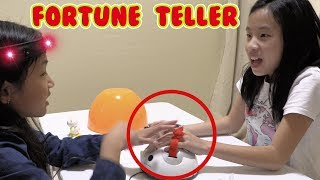 Pretend Play Police on Tricky Fortune Teller