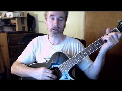 Daves Guitar Lessons - Down In The Valley