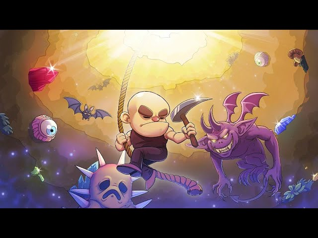 Cave Bad  (PS4/Switch/XBONE) Achievement/Platinum Playthrough