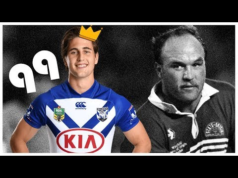 99 RATED LACHLAN LEWIS ON RUGBY LEAGUE LIVE 4