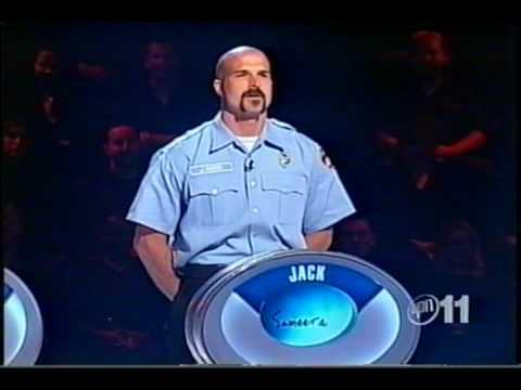 Fireman makes host look like the weakest link