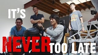 It's Never Too Late | Project Underdog with Sung Kang (Episode 5) thumbnail