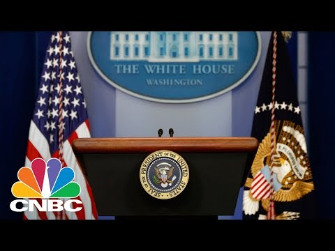 White House Holds Daily Press Briefing - Friday April 6, 2018 | CNBC