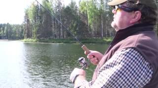 Рыбалка в Архангельской области. Форель(, 2014-01-28T06:06:43.000Z)