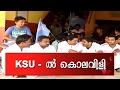 Split & Fights Galore In Kannur KSU Unit