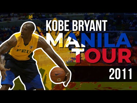 KOBE MANILA TOUR best camera option