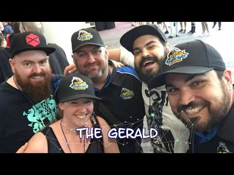 The Gerald | On the Gold Coast with the EB Games Expo