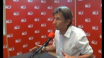 OBJECTIF SANTE invité le Pr. François Haab urologue sur RCJ
