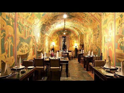 """Где в центре Москвы вкусно и недорого поесть. Ресторан """"Галерея художника"""". Качество люкс."""