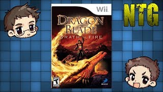 Let's Play Dragon Blade: Wrath Of Fire!! -- No Talent Gaming