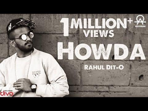 Howda | Rahul Dit-O | Kannada Rap Song | DJ Lethal A