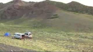 2008 Rennmaus Expedition Mongolei