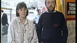 BBC Report on the Winkle Brig from the 1989 Southampton Boat Show