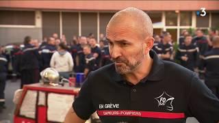 La colère des pompiers à Limoges contre leur direction