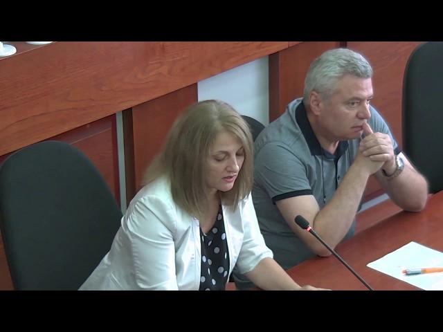38 Седница на Совет на Општина Велес