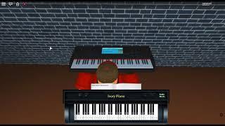Gary Come Home - Spongebob Squarepants by: Kazuka Yayoki on a ROBLOX piano.