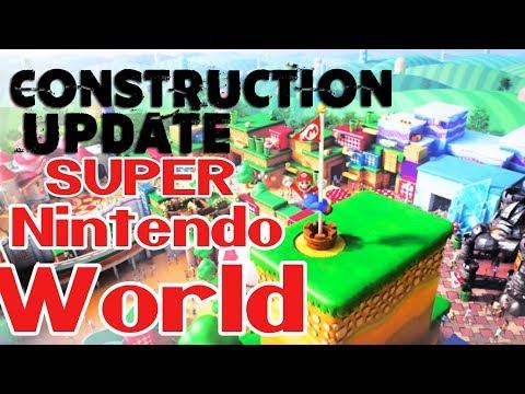 USJ Super Nintendo World Construction | Harry Potter Dementors Return