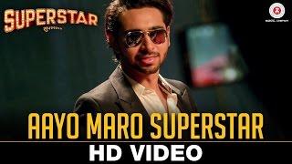 Download Hindi Video Songs - Aayo Maro Superstar | Superstar | Dhruvin Shah, Rashami Desai & Arvind Vegda