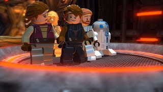 LEGO Star Wars III: The Clone Wars. #16. Destroy Malevolence (Свободная игра, 100%)
