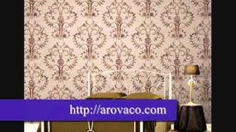 ویدیو اجرای کاغذ دیواری