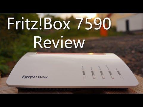 Review & Installation: FRITZBOX 7590 - Das Neue Flagschiff Mit Ein Paar Problemen...