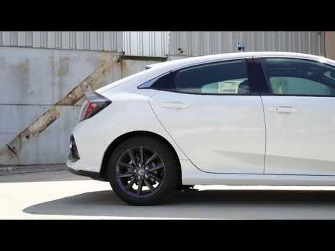 2020 Honda Civic Hatchback Review   Best Daily Driver