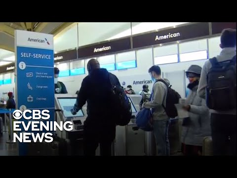 Millions stick to Thanksgiving travel plans despite urgent COVID-19 warnings
