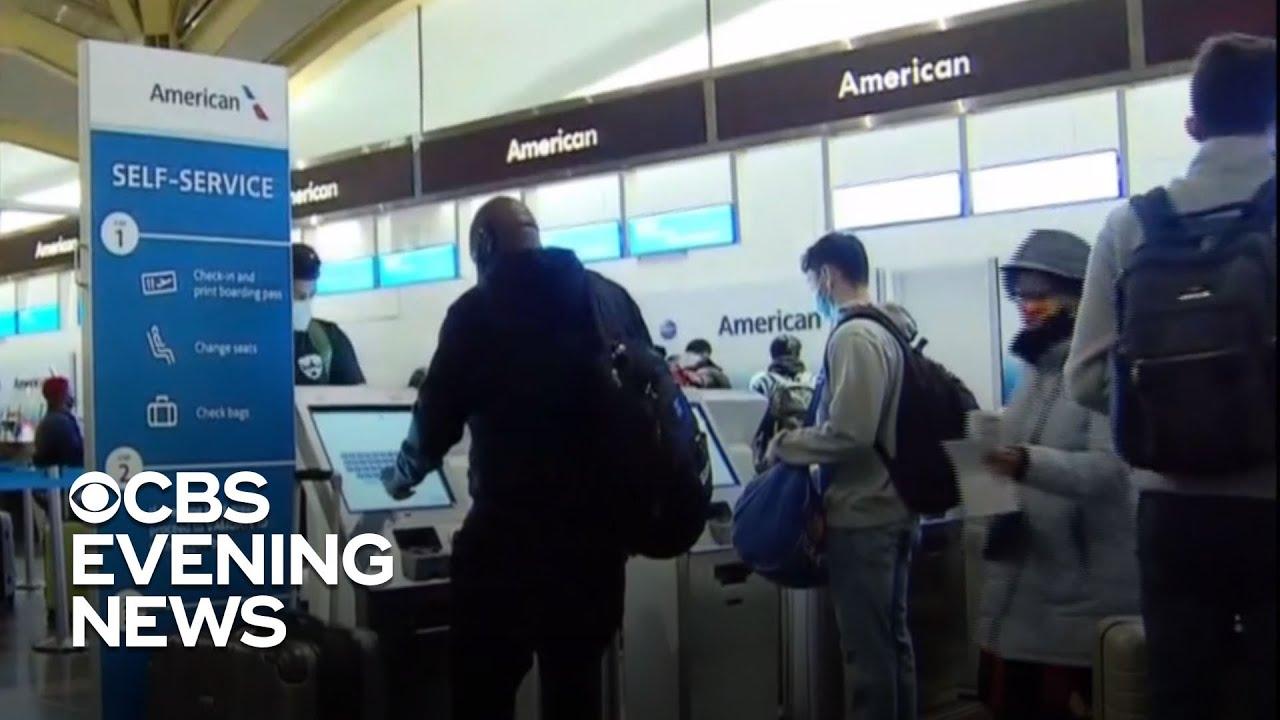 Millions Travel for Thanksgiving Ignoring Urgent Warnings