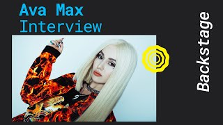 AVA MAX - about Torn, Family and Food in London (Teaser)