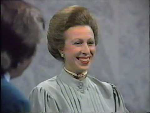 Princess Anne - Parkinson interview (part two)