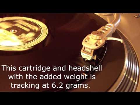 Technics SL-1200GAE 78 RPM With Variable Speed.