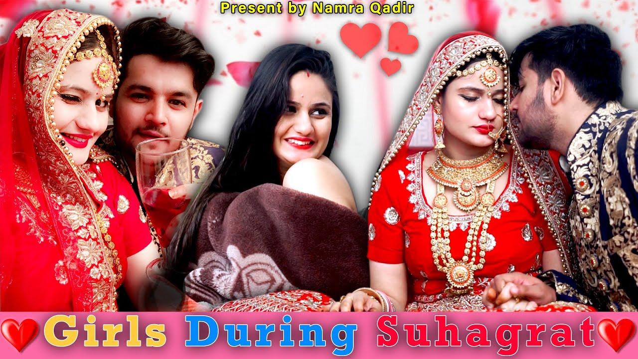 Download GIRLS DURING SUHAGRAT || Namra Qadir || Virat Beniwal