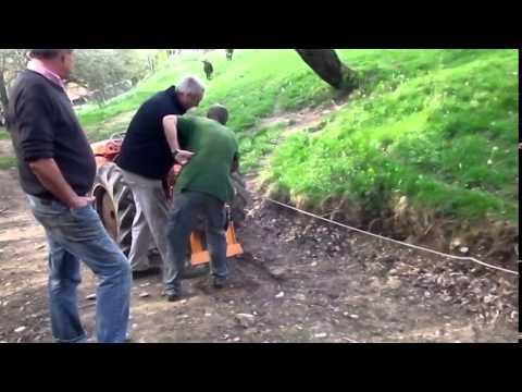 treuil forestier avec boite de vitesse