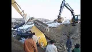 中國挖掘機Acccident,致命交通意外及死亡,湖南省