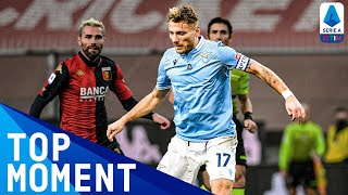 Ciro immobile picks up where he left off in 2020 with a goal early january serie timthis is the official channel for a, providing all late...
